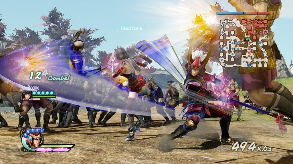 Bild:Samurai Warriors 4-II