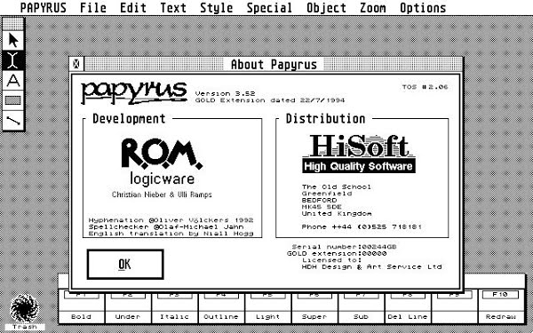 Bild:Papyrus Autor: Ein unverzichtbares Tool für Schreiberlinge