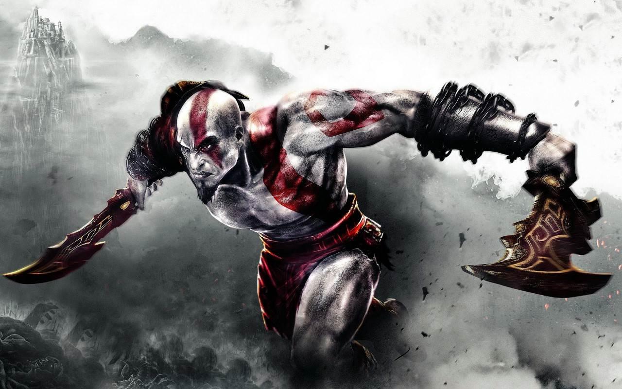 Bild:God of War 3 – Remastered (PS4)