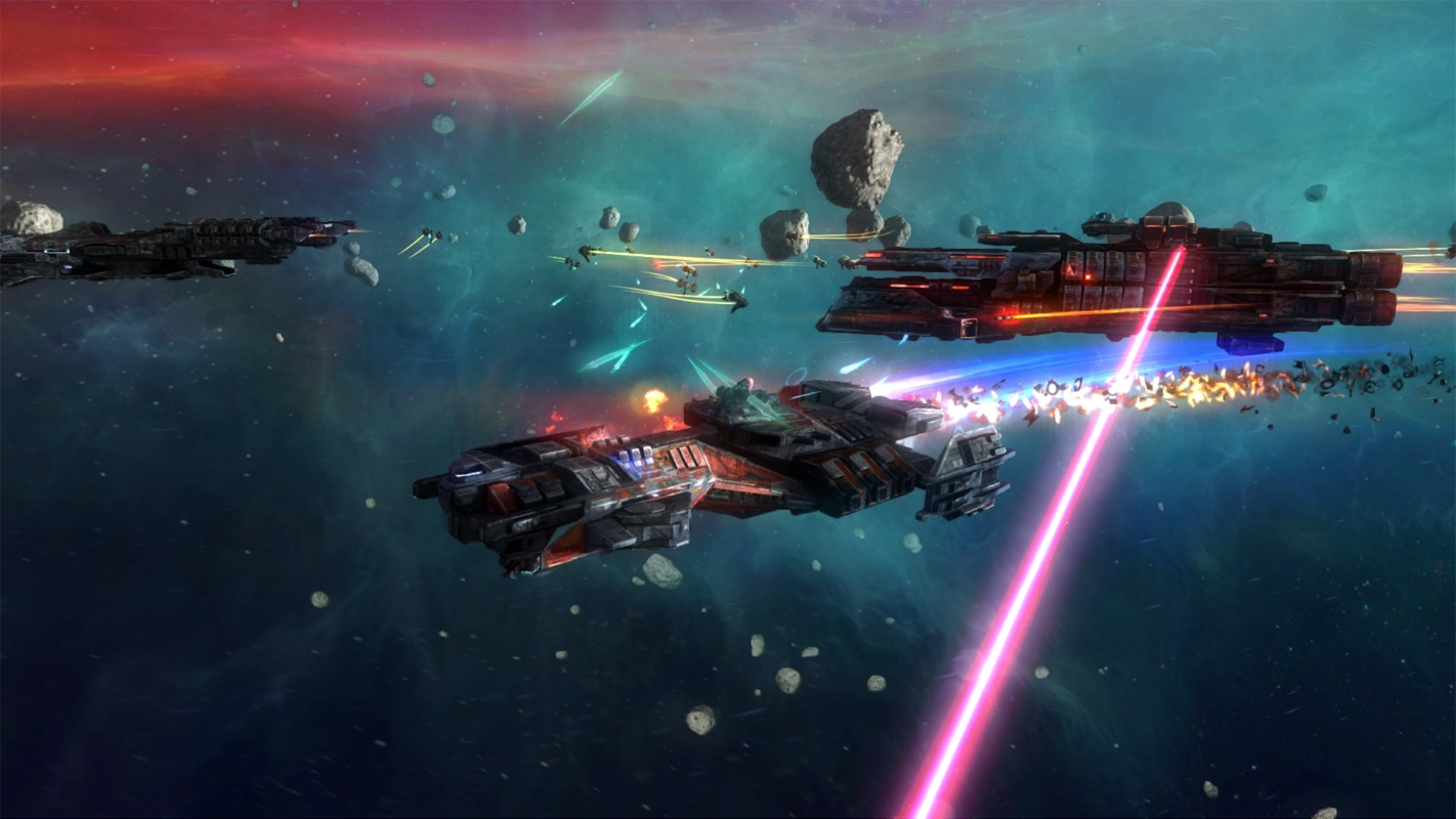 Bild:Rebel Galaxy (PC)