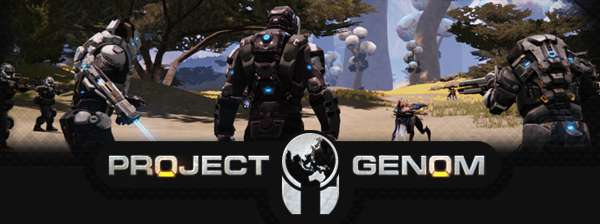 Bild:Open world in Project Genom - now available!