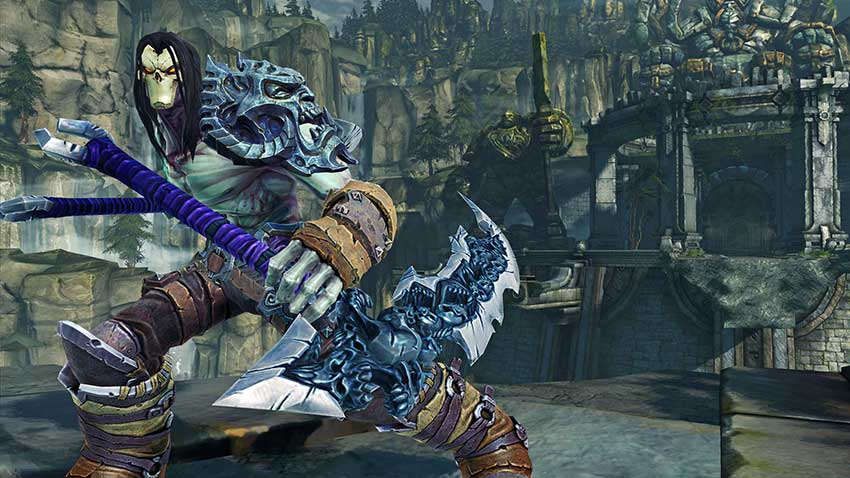 Bild:Darksiders 2 – Deathinitive Edition​
