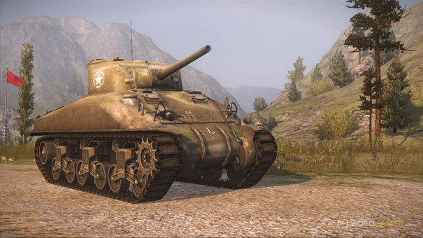 Bild:World of Tanks (Xbox One)