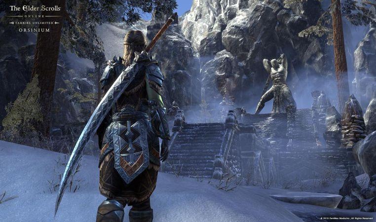 Bild:Elder Scrolls Online - Tamriel Unlimited + Orsinium