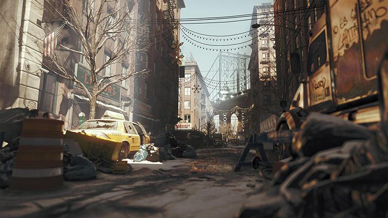 Bild:Tom Clancy's: The Division- Der Hintergrund