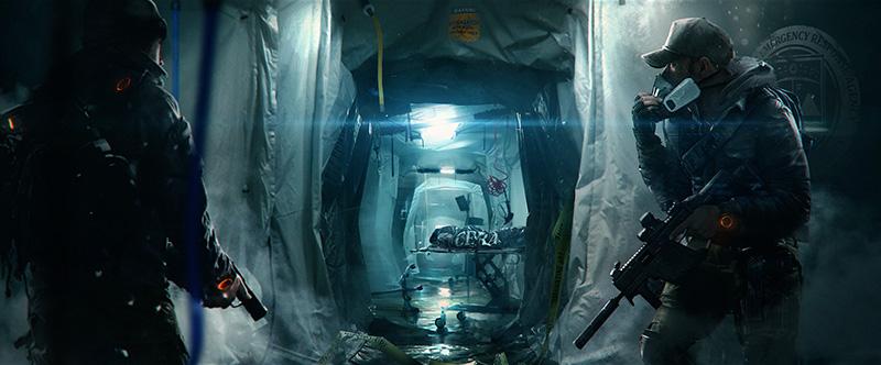 Bild:Tom Clancy's: The Division- Die Spielwelt