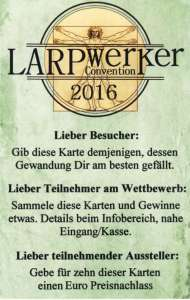 Bild:2. Larpwerker Convention
