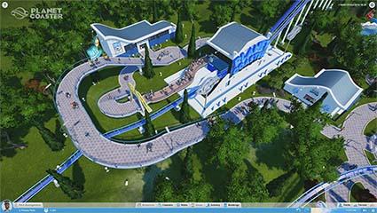 Bild:Planet Coaster Early-Bird-Alpha für PC erhältlich