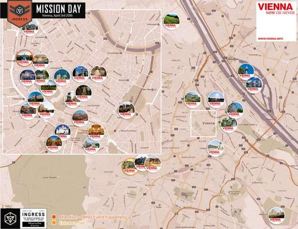 Bild:Mission Day am 2. - 3. April 2016 in Wien