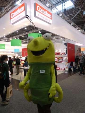Bild:Leipziger Buchmesse: 17. – 20.03.2016
