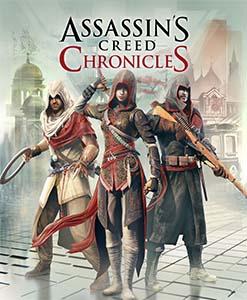Bild:Assassin's Creed Chronicles Trilogie auf PlayStation Vita verfügbar