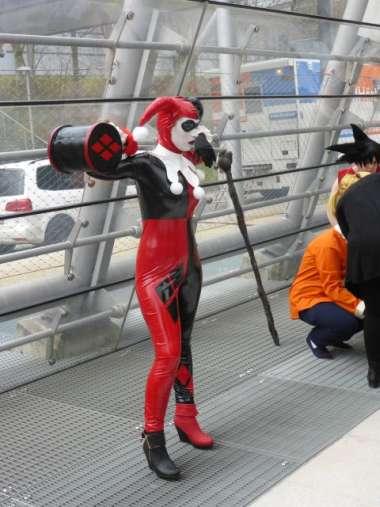 Bild:Manga Comic Con 17