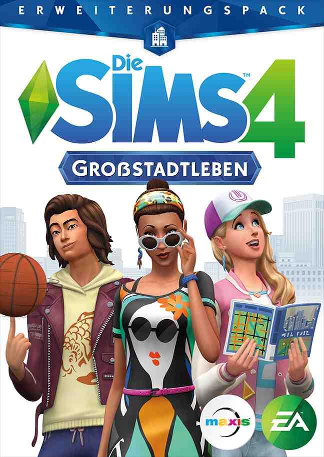 Bild:EA kündigt Die Sims 4 Großstadtleben an