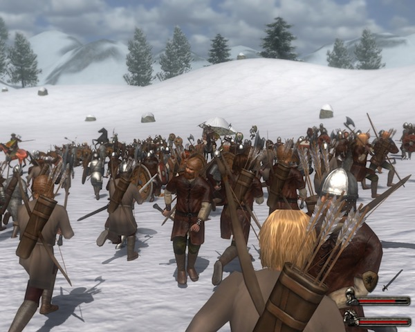 Bild:Mount & Blade: Warband (PS4)