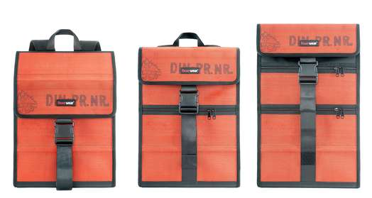 Bild:Feuerwear: Der perfekte Rucksack