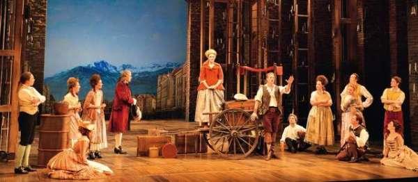 Bild:VBW: Schikaneder - das Musical