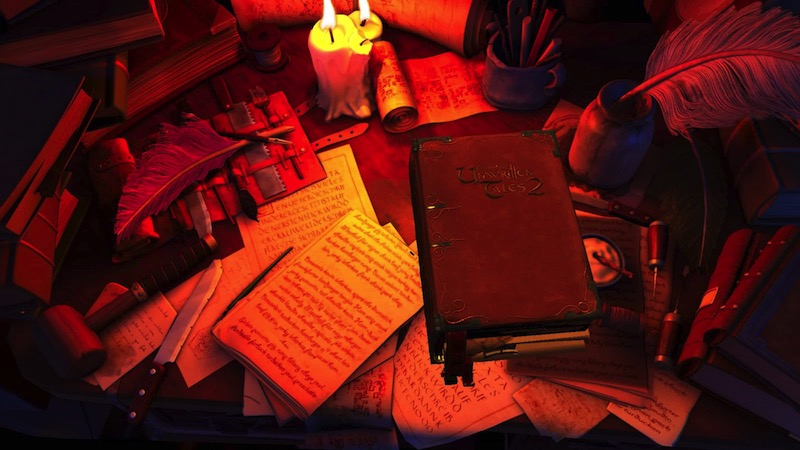 Bild:The Book of Unwritten Tales 2