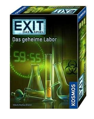 Bild:EXIT - Das Spiel
