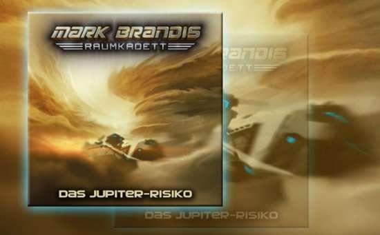 Bild:Das Jupiter-Risiko - Mark Brandis Raumkadett 11