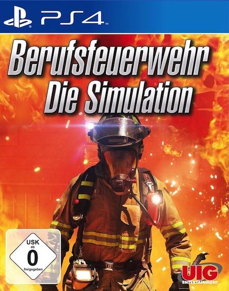 Bild:Berufsfeuerwehr - Die Simulation