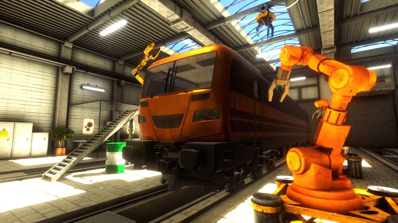 Bild:Train Mechanic Simulator 2017