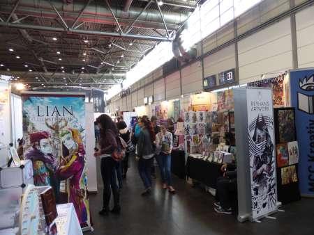Bild:Manga Comi-Con 2017