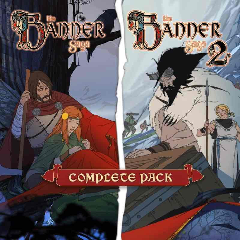 Bild:The Banner Saga Complete Pack