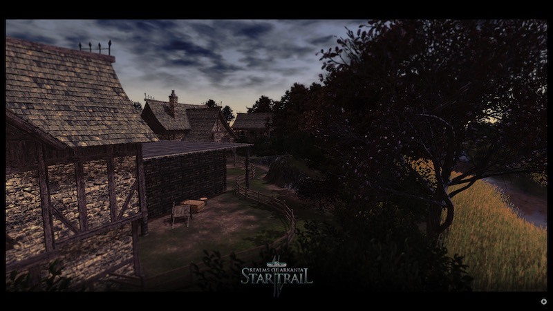 Bild:Realms of Arkania: Star Trail Early Access