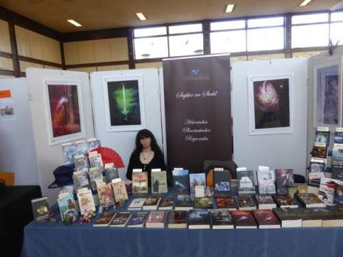 Bild:Buchmesse im Ried