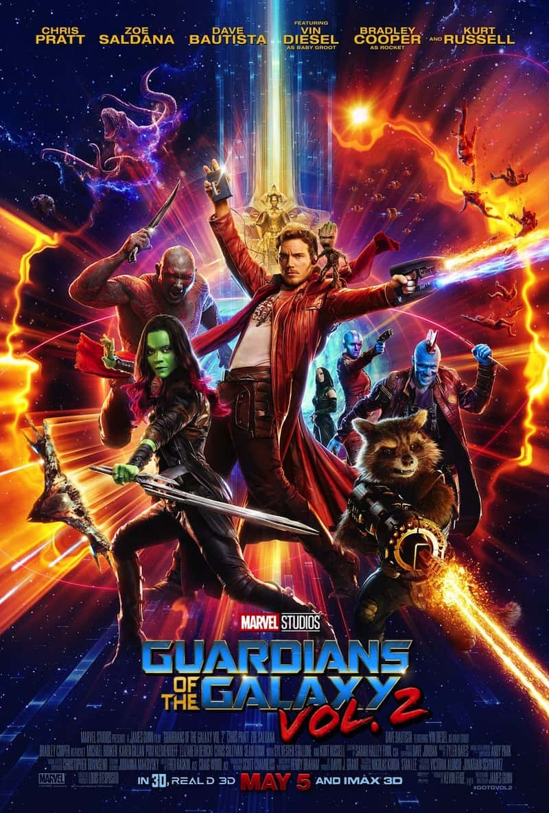 Bild:Guardians of the Galaxy Vol 2​
