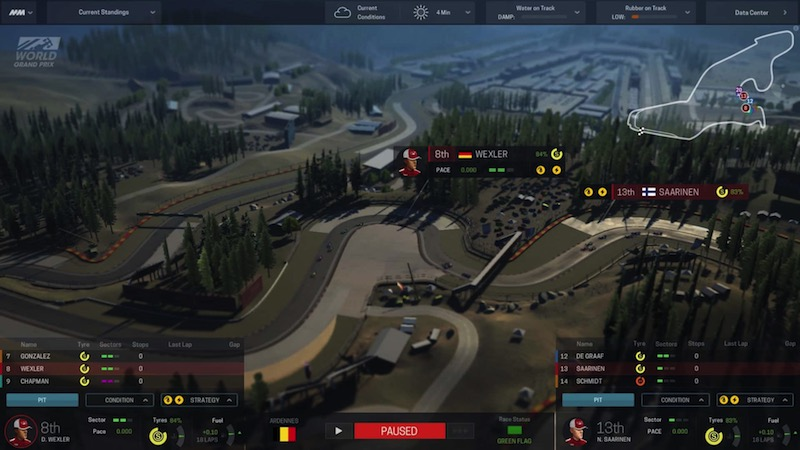 Bild:Motorsport Manager (PC)