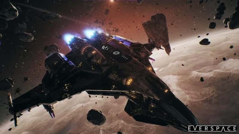Bild:Everspace Early Access