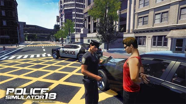Bild:Aus Police Simulator – Law Enforcement wird Police Simulator 18