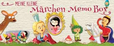Bild:Märchen-Memo für Kinder ab 4 Jahren