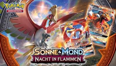Bild:Pokémon-Erweiterung Sonne & Mond im Handel
