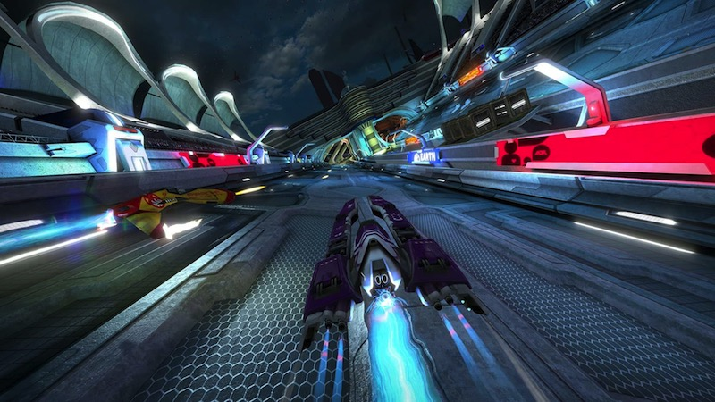 Bild:WipEout Omega Collection​