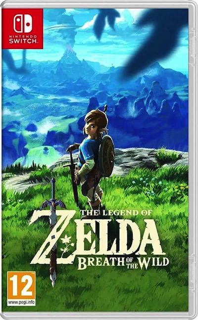 Bild:The Legend of Zelda: Breath of the Wild​