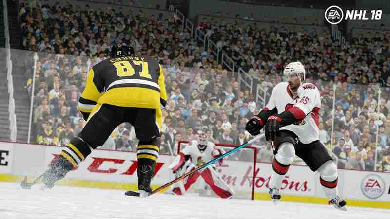 Bild:EA SPORTS NHL 18 ab sofort erhältlich