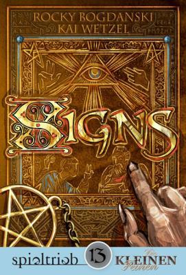 Bild:Düstere Zeichen und ein dunkler Kult!