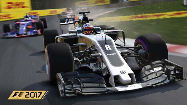 Bild:F1 2017 ist ab sofort erhältlich