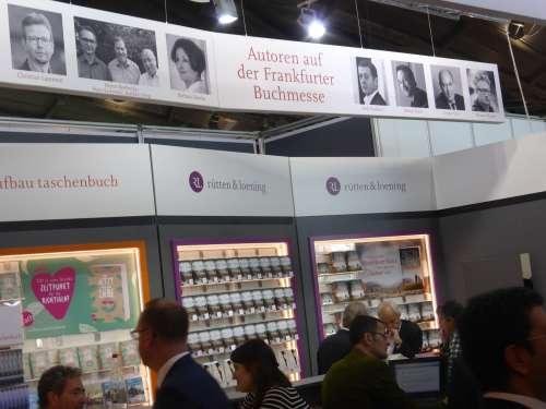 Bild:Frankfurter Buchmesse 2017