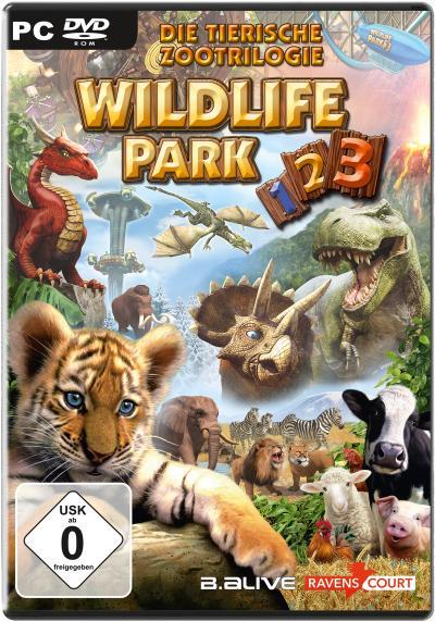 Bild:Wildlife Park: Die tierische Zootrilogie