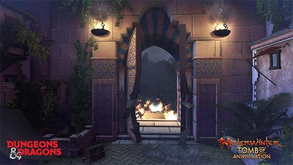 Bild:Swords of Chult, Neverwinters neuestes Update, kommt am 9. Januar auf die Konsolen