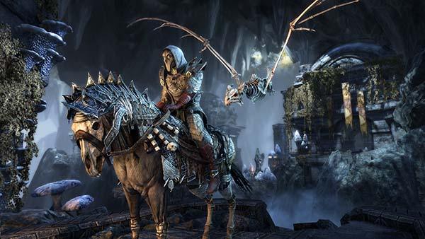 Bild:Dragon Bones und Update 17 für The Elder Scrolls Online jetzt verfügbar