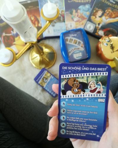 Bild:Märchenhafte Neuererscheinung: QUIZ Disney Classics!