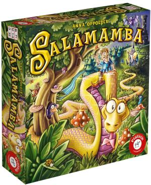 """Bild:""""Hello Dino"""" & """"Salamamba"""": Das Brettspiel-Abenteuer ruft"""