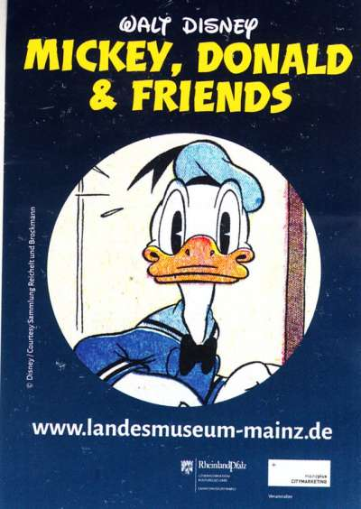 Bild:Micky, Donald and Friends