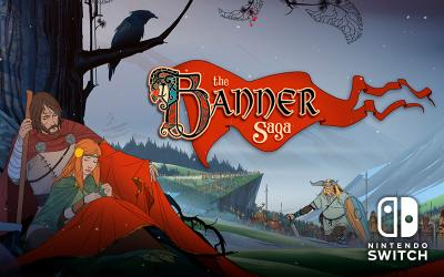 Bild:INDIE HIT THE BANNER SAGA OUT ON NINTENDO SWITCH
