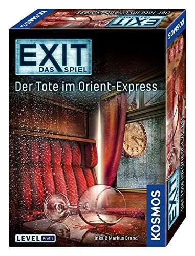 Bild:EXIT - Die Reihe geht weiter