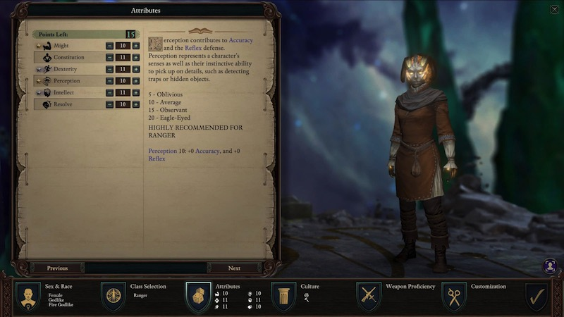 Bild:Pillars of Eternity II: Deadfire